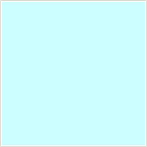 color baby blue ccffff hex color rgb 204 255 255 baby blue light
