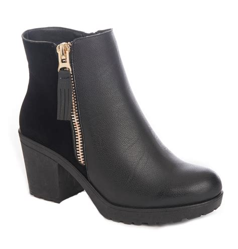 boots with tassels womens chelsea ankle boots with tassels faux leather
