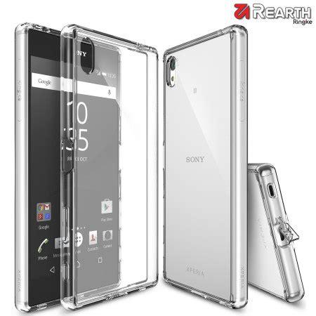 Casing Xperia Z5 Premium Ringke Fusion Sony Xperia Z5 Premium Dual Rearth Ringke Fusion Sony Xperia Z5 Premium
