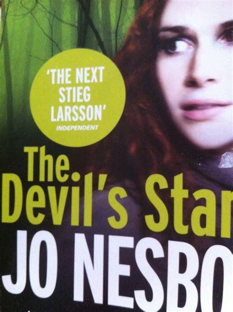 the devils star the devil s star by jo nesbo mum of three world