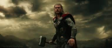 thor swinging hammer thor gif find share on giphy