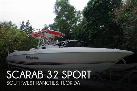 used boats for sale in southwest florida unavailable used 2001 scarab 32 sport in southwest