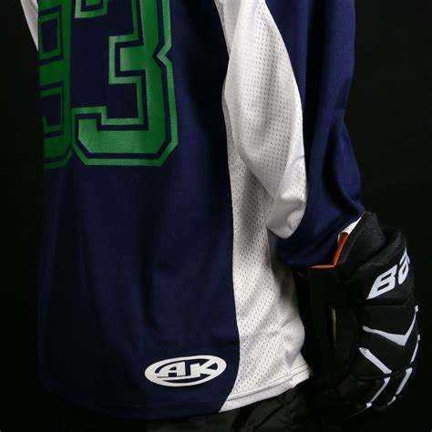athletic knit athletic knit h7100 216 house league hockey jersey navy