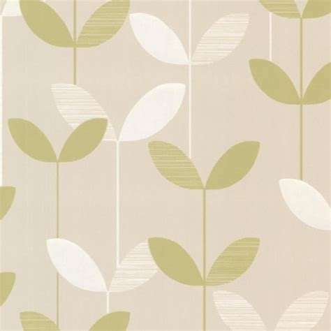 green wallpaper modern ernst light green linear leaf wallpaper swatch