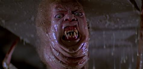 top horror the thing 1982 carpenter don t go up the stairs