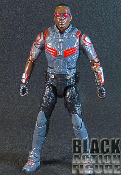 Hasbro Marvel Legends Civil War Series Falcon review hasbro marvel legends series 6 captain america civil war falcon
