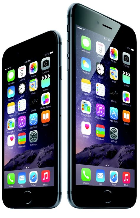 what makes the iphone 6 and iphone 6 plus different