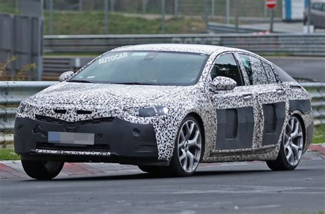 vauxhall vxr sedan 2017 vauxhall insignia grand sport to be brand s flagship