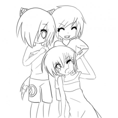 Beautiful Anime Coloring Pages Pictures To Pin On Coloring Pages Of Beautiful Anime