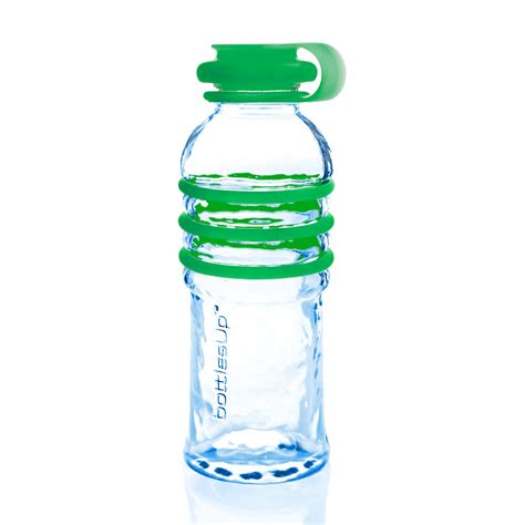 Teh Eco Gelas bottlesup reusable glass water bottle made with 75