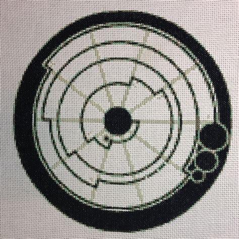 pi pattern finder pi cross stitch pattern crafter dark