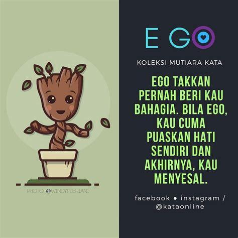 kata kata bijak ego qwerty