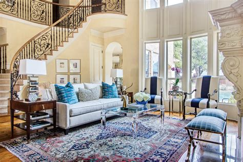 southern decorating inspiring interiors from southern home