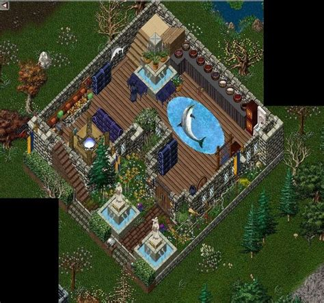 houses online pin by maria espino on ultima online houses pinterest