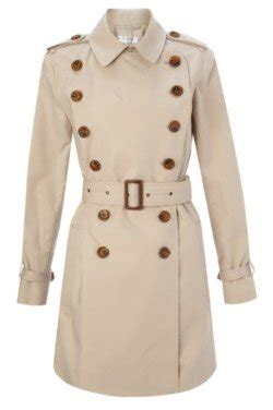 Asos Longline Classic Mac 10 trench coats to wear this 2014