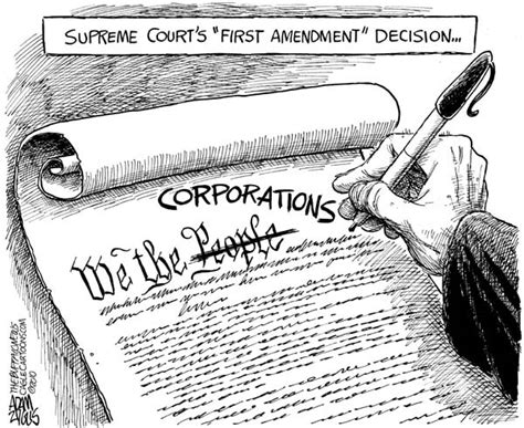 list of federal political scandals in the united states david p hamilton citizens united and the corruption