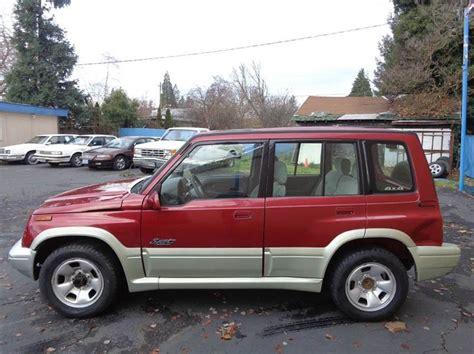 1998 Suzuki Sidekick Sport 1998 Suzuki Sidekick Sport Jx 4dr 4wd Suv In Grants Pass