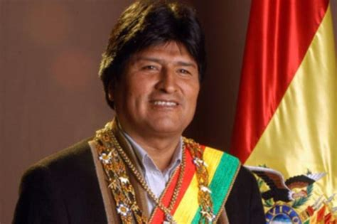 evo morales bolivia s vice president for evo morales four term in office