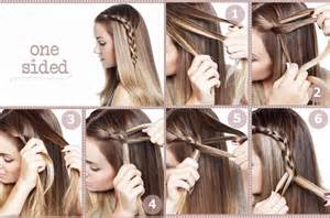 simple hairstyle for eid image