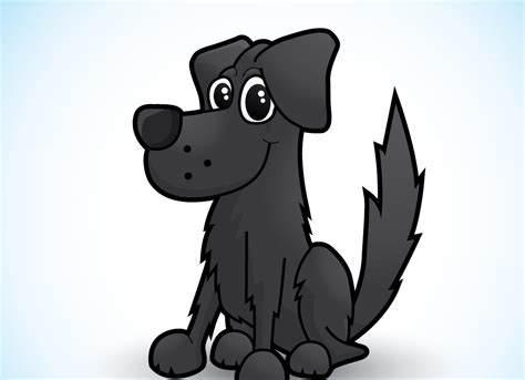 dogs characters how to draw a vector character in illustrator
