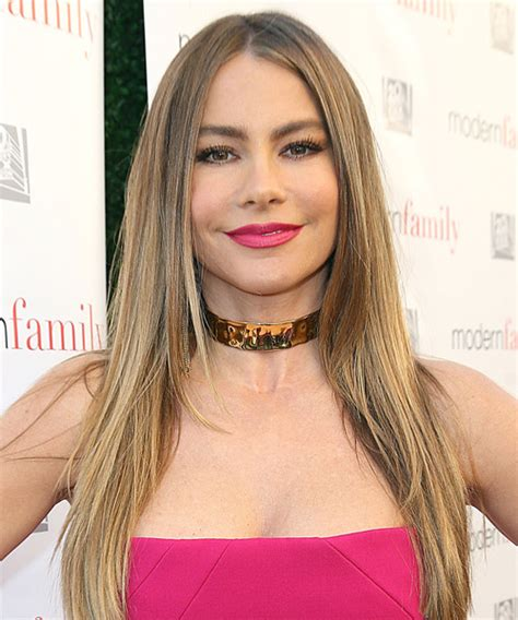 Sofia Vergara Hairstyle by Sofia Vergara Formal Hairstyle Medium