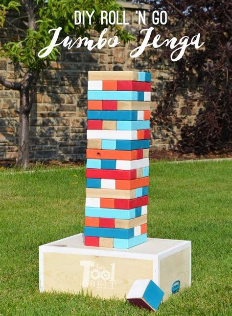 how to make backyard jenga 25 b 228 sta yard jenga id 233 erna p 229 pinterest tr 228 dg 229 rdslekar