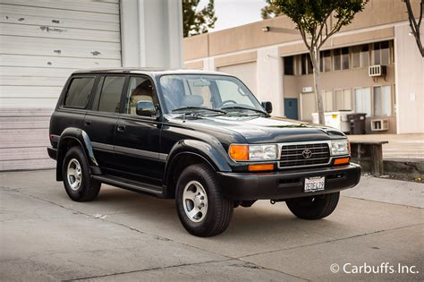 toyota land cruiser 1997 1997 toyota land cruiser 4x4 collectors edition concord