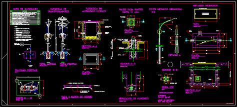 details  connections dwg section  autocad designs cad