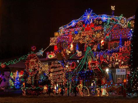 best christmas lights ever 30 houses the house shop