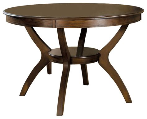 monarch specialties 48x48 dining table in