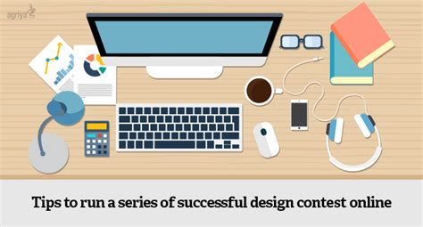 design contest tips tips to run a series of successful design contest online