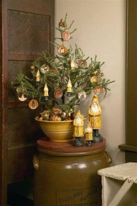 junkyjoey  gorgeous mixing bowl creates  prim    small christmas tree holideas hoho