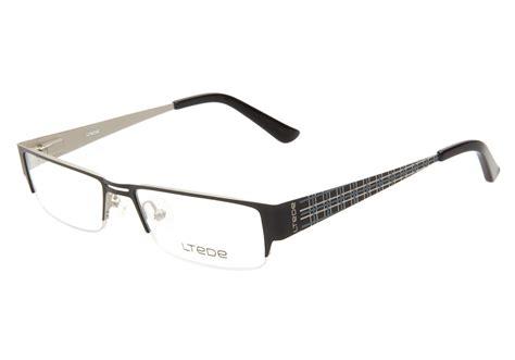 ltede 1047 black silver ltede glasses lensway
