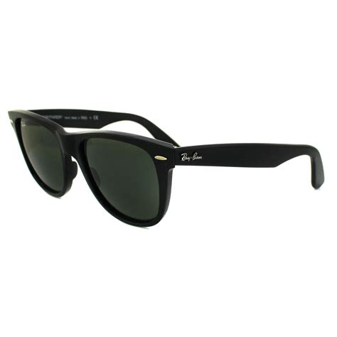 Rayban Wayfarer 901 rayban sunglasses wayfarer 2140 901 black 54mm ebay