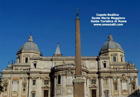 le cupole roma basilica santa maggiore roma basilica santa