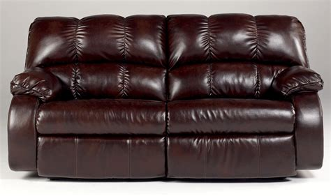 durablend reclining sofa knockout durablend redwood 2 seat reclining sofa 4260181