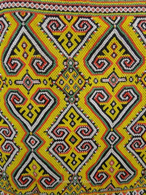 Glasses Dayak 1000 images about dayak borneo bead work on