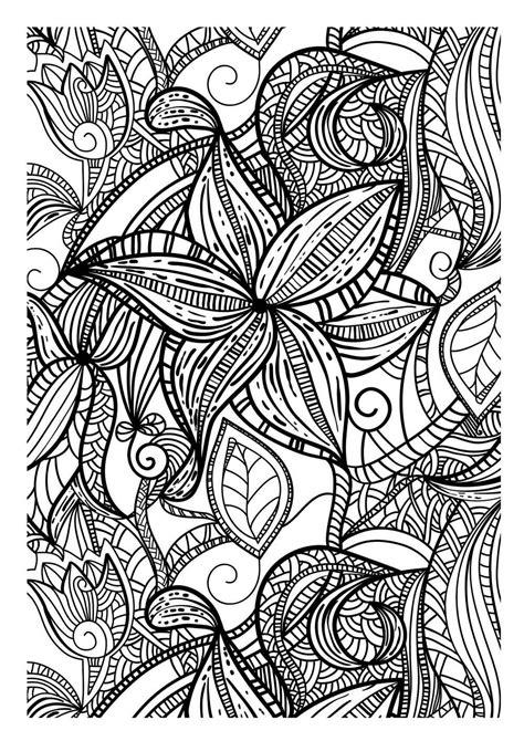 anti stress coloring book pdf free coloriage adulte les beaux dessins de autres 224 imprimer
