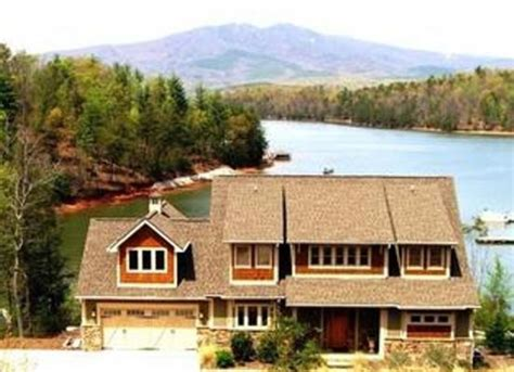Summer House Cottage Rentals by Waterfront Home Lake Blue Ridge Homeaway High Country Blue Ridge Mountains