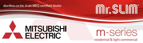 mitsubishi electric mr slim mitsubishi mr slim m series ductless air conditioners