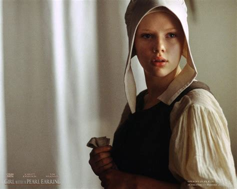 themes girl with a pearl earring 2003 girl with a pearl earring set design cinema the