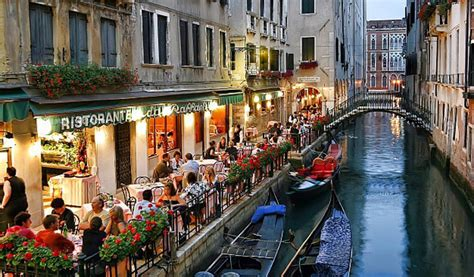 best cafe in venice the top 5 restaurants in venice travel2italy