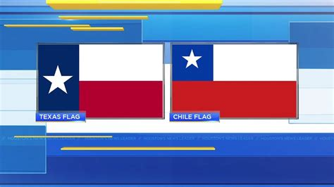 chile flag vs texas texas lawmaker files resolution to stop using chilean flag