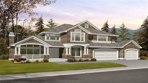 single craftsman house plans single craftsman style homes country craftsman house