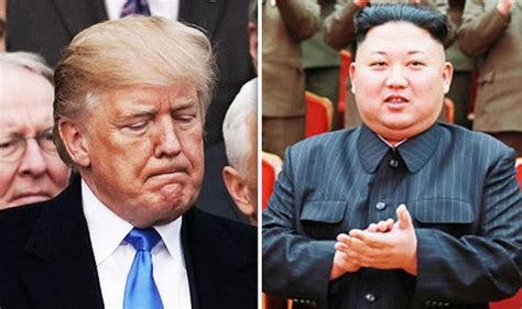 donald trump news update north korea threat trump frustrated as china turns blind