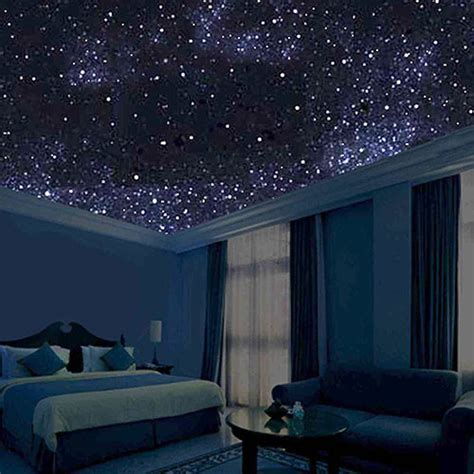 starry night bedroom inspirations for the best ceiling paint nippon paint
