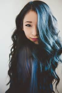 color on black hair black hair color with blue tint in 2016 amazing photo