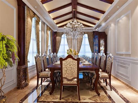 luxurious dining rooms 21 luxurious dining room design inspiration