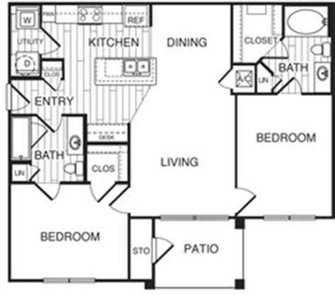 Montgomery Pines Apartments Floor Plans by Retreat At The Woodlands Rentals The Woodlands Tx