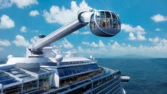 Royal Caribbean Reveals Home For New Ship
